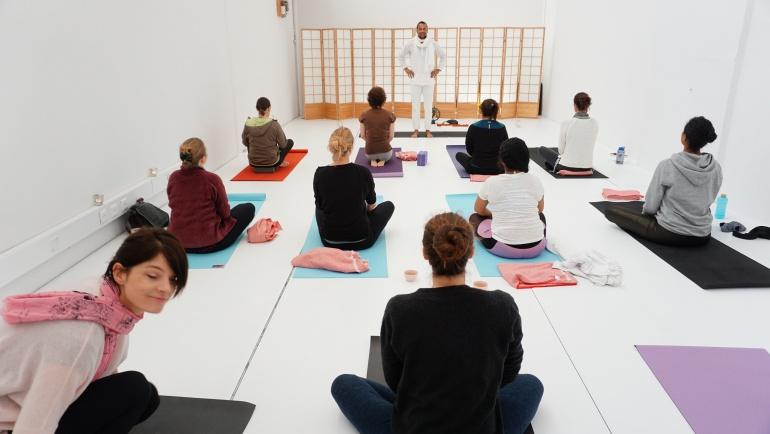 Switzerland, Sadhna Yoga Fribourg , 2018